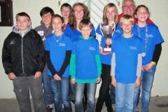Vereinsmeisterschaft Jugend 2012