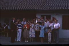 Verschiedenes 1981-1984